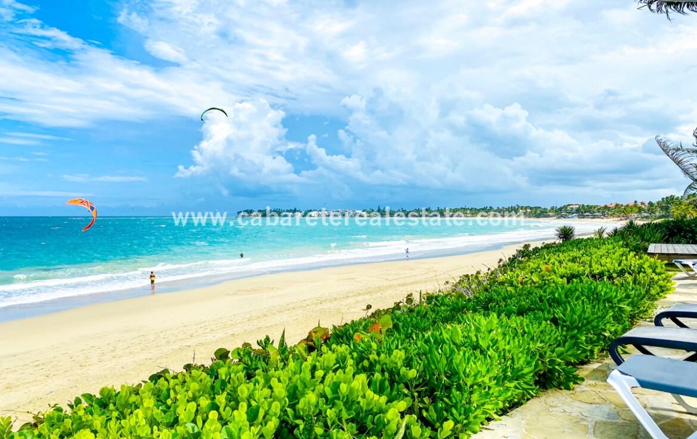 Dream beach views from your beach home in Cabarete Dominican Republic Real Estate