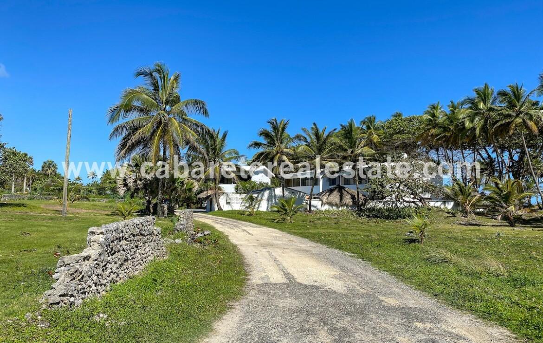 Gated community with beachfront lots for sale Cabarete El Encuentro Dominican Republic 1 1