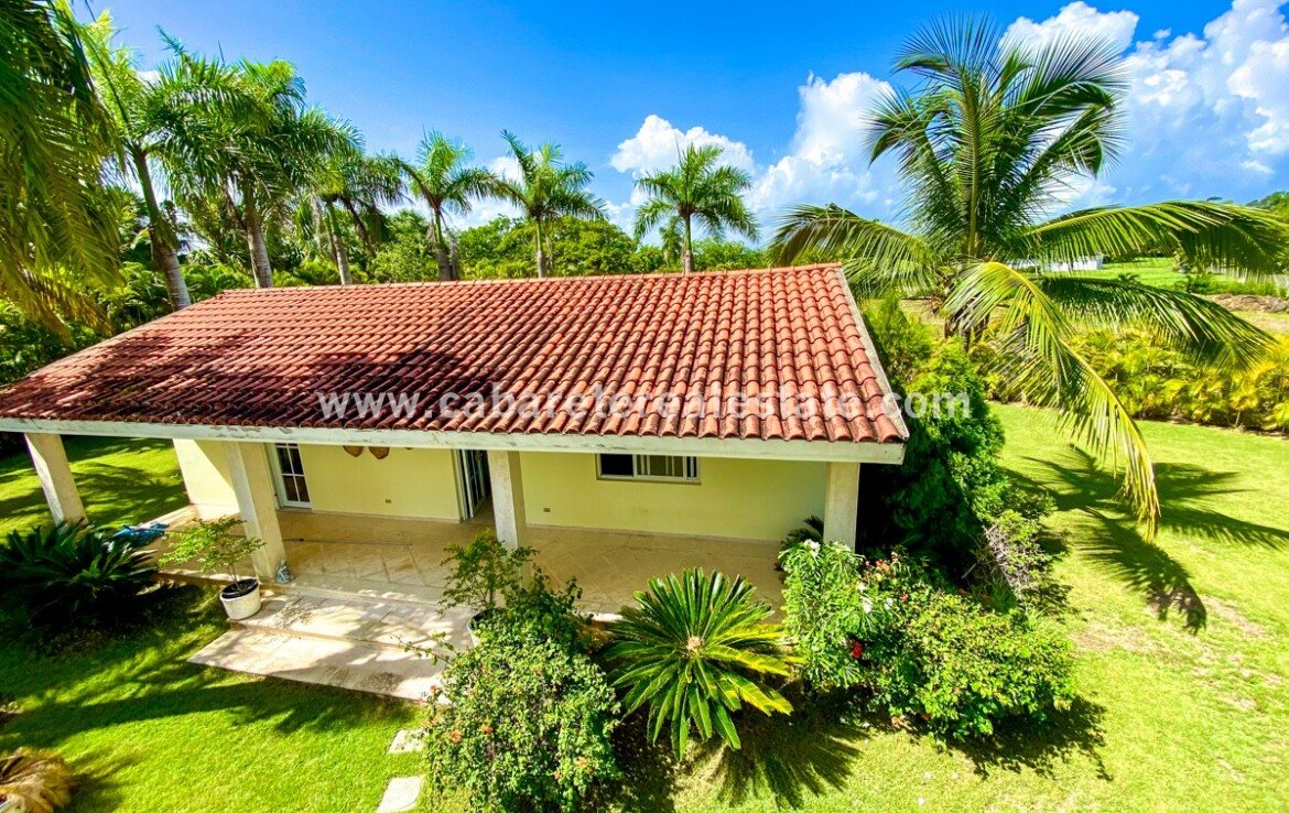 Guest house in luxurious beachfront gated community Cabarete Dominican Republic