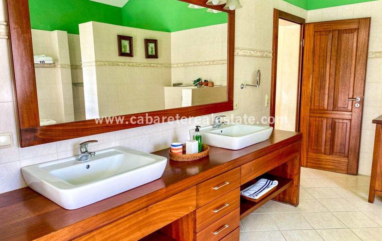 Luxurious master bathroom Beach home Dominican Republic Cabarete Dominican Republic