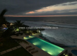 Luxury beachfront condo with amazing pool direct in front of the ocean in Sosua