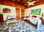 Master bedroom Beach home Cabarete Real Estate Dominican Republic