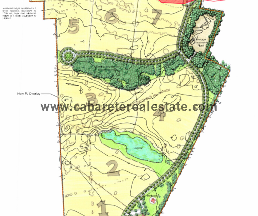 Subdivision Beachfront Development Land Cabarete Dominican Republic 2