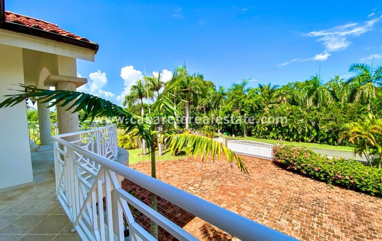 Terrace five star villa near kite beach Cabarete Dominican Republic