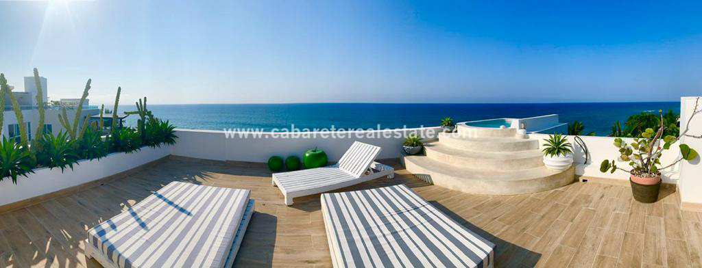 spacious rooftop chill area with jacuzzi and an amazing view over the beach and ocean at sosua 1.jpg 1 1