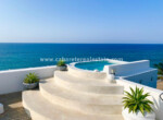 spacious rooftop chill area with jacuzzi and an amazing view over the beach and ocean at sosua.jpg