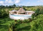 Bali style villa in Cabrera with incredible ocean view 2