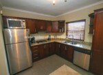 Full kitchen appliances dining guests cook light fam cabarete dominican republic
