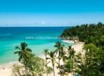 beach beaches close home house private ocean view cabrera dominican republic 1