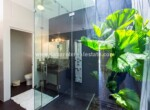 big modern bathroom with spacious shower in this luxury villa in the dominican republic 1 3