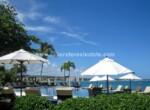 cabarete dominican republic oceanfront bay pool beach kiteboarding sailing piscina 1