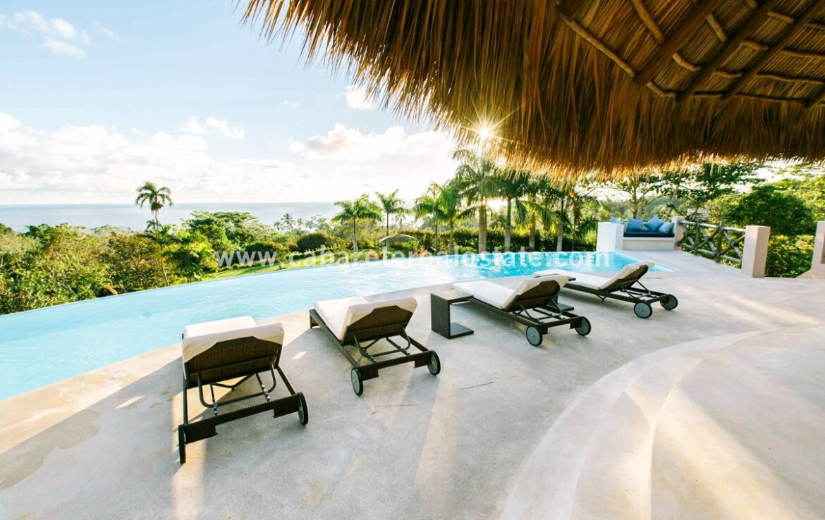 cabrera dominican republic pool inifinity lap lounge sun ocean view open 1