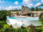 green jungle pool waterfall jacuzzi spa terrace garden bali cabrera dominican republic 1