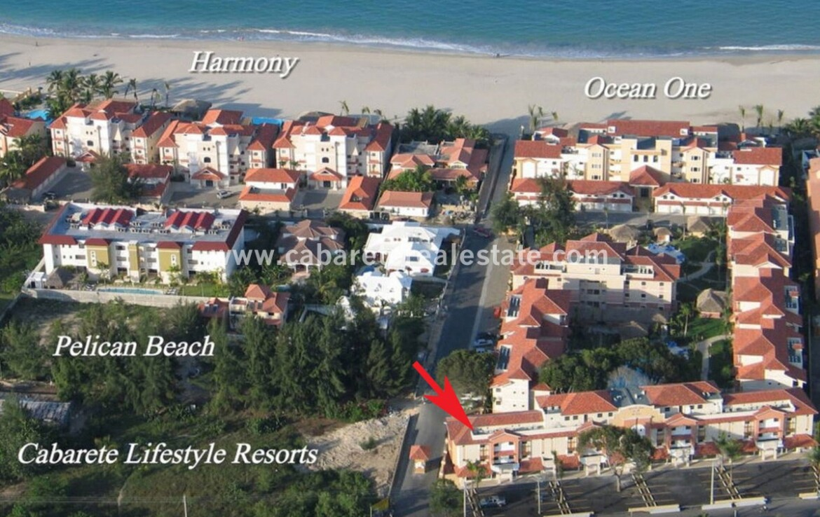 location cabarete dominican republic walking walk drive driving ocean view pool kiting surfing