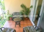 patio tile pool piscina plants view ocean cabarete dominican republic