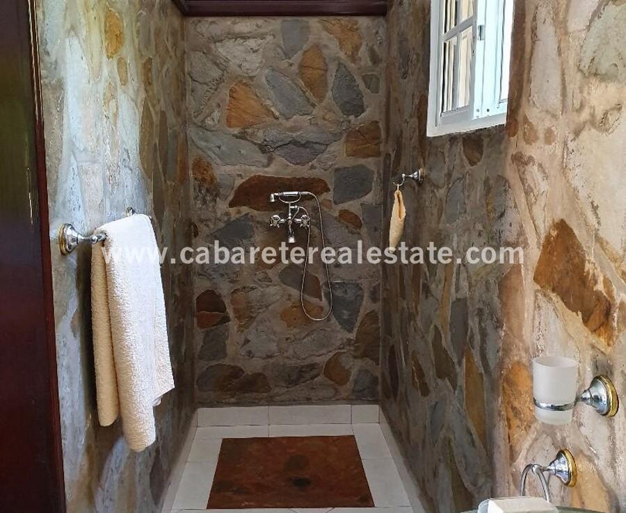 bath shower guest restroom spa Impeccable private cabarete villa
