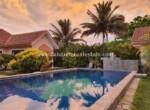 guest house neighbors open pool desck bbq ocean Impeccable private cabarete villa