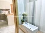 gusetbath bath bathroom clean cabarete oceanfront luxury aparthotel