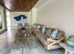lobby hotel spa ocean dominican republic cabarete oceanfront luxury aparthotel