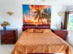 master bedroom king queen view storage East Cabarete Beachfront Apartment dominican republic