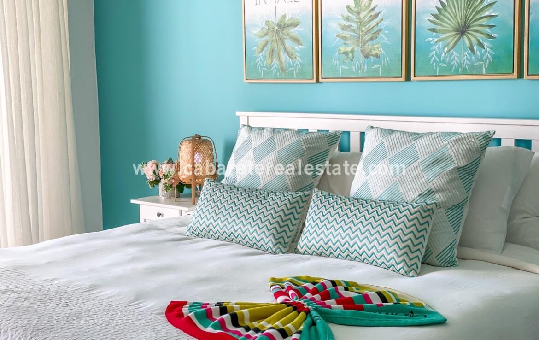 master bedroom queen king ocean patio palms dominican republic cabarete oceanfront luxury aparthotel