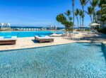 pool ocean view oceanfront lounge cabarete oceanfront luxury aparthotel