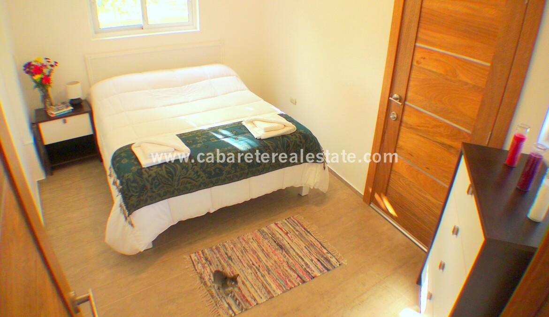 bedroom closet ocean pool sea kiting dominican republiccomfortable contemporary Cabarete condo