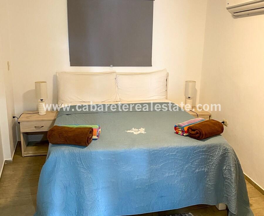 bedroom modern ac tile clean beachside beach ocean comfortable contemporary Cabarete condo
