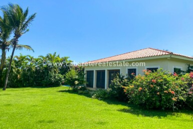 land build buy ocean beach home villa cabarete dominican republic premium Villa in Encuentro